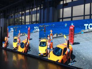 China Customized P1.935 Indoor Rental LED Display Die Casting Aluminum Material supplier