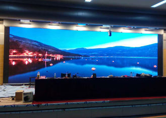 China Large P2.5 Full Colour Led Display , Commercial Led Screens 1R1G1B Color Configuration supplier