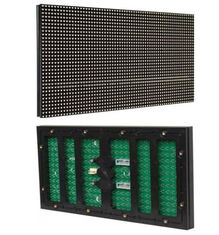 China P4-P10 Outdoor Led Video Wall , 200-800W Smd Led Display Screen Fixed Installation supplier