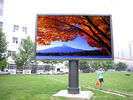 China 300-750 Watt Led Outdoor Advertising Screens P8 1R1G1B 960x960mm Screen Dimension factory