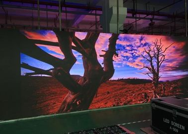China Commercial Advertising Indoor Led Display Screen 2.5mm Pixel Pitch High Resolution factory