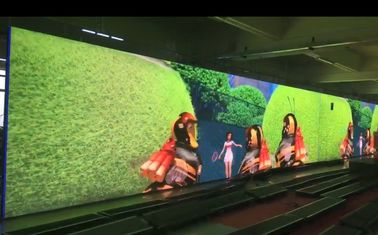 China SMD P6 Full Color Indoor Led Digital Display Board Video Wall For Advertising distributor
