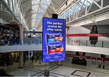 China Quick Installation P2 Indoor LED Display Super Thin Lightweight For Advertising factory