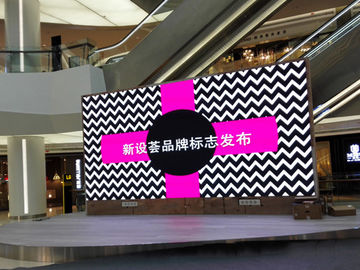 China Digital Advertising Display Screens Rgb Full Color P4 Hd Smd Led Video Wall High Brightness distributor