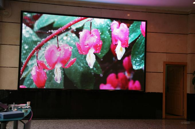 HD SMD2121 Indoor Full Color LED Screen For Stage Advertising